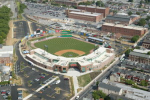 Clipper Magazine Stadium, Lancaster, PA