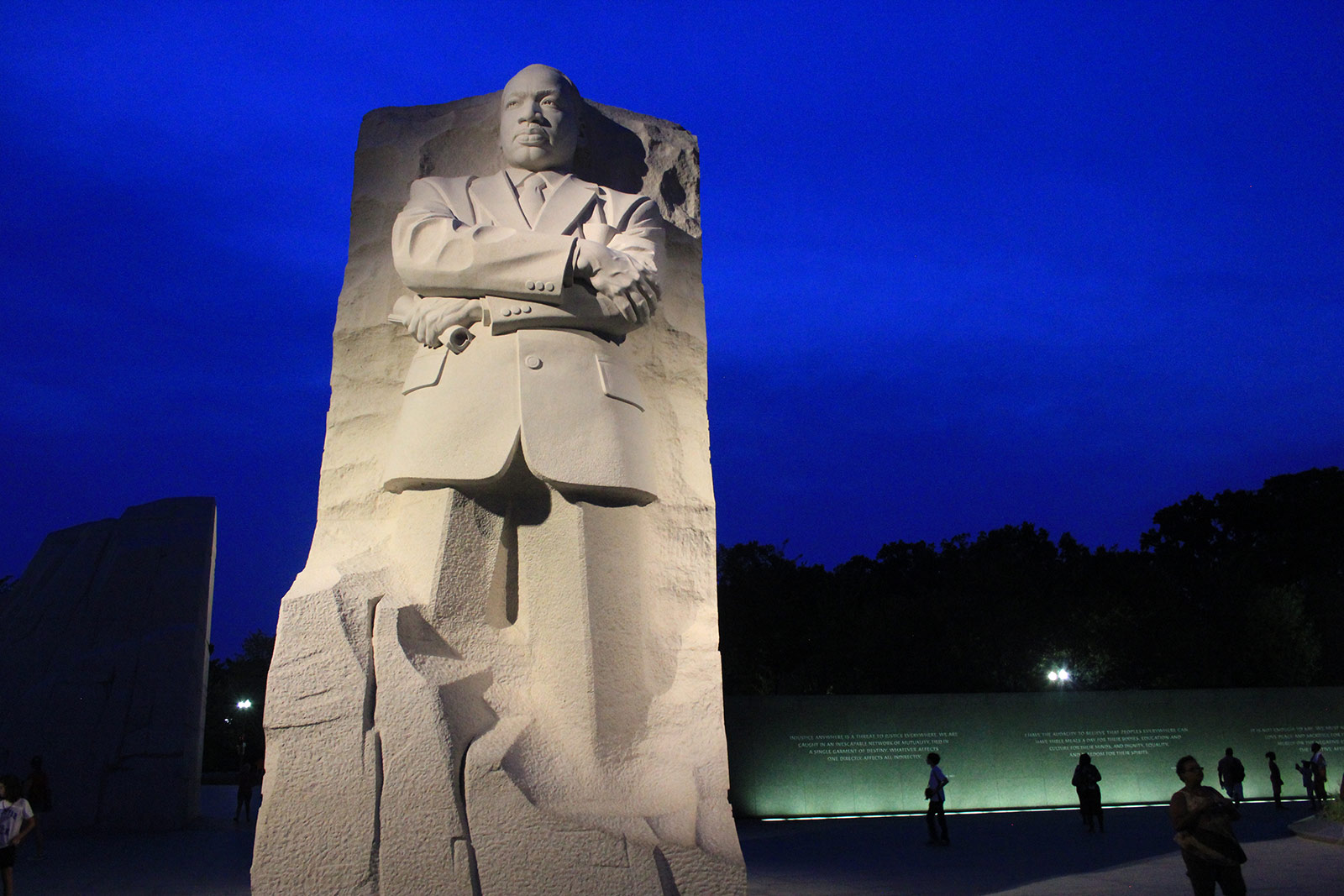Martin Luther King Jr National Memorial, Washington, D.C.