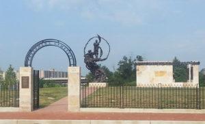 Freedman's Cemetery Memorial, Alexandria, VA