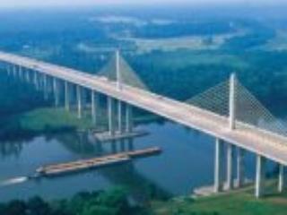 Varina-Enon Bridge, I-295, Richmond, VA