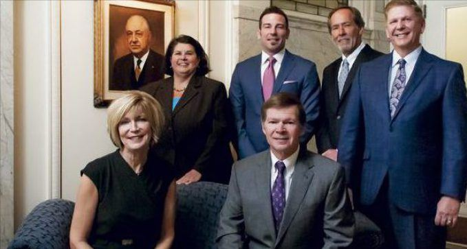 Murray Securus Executive Leadership Team